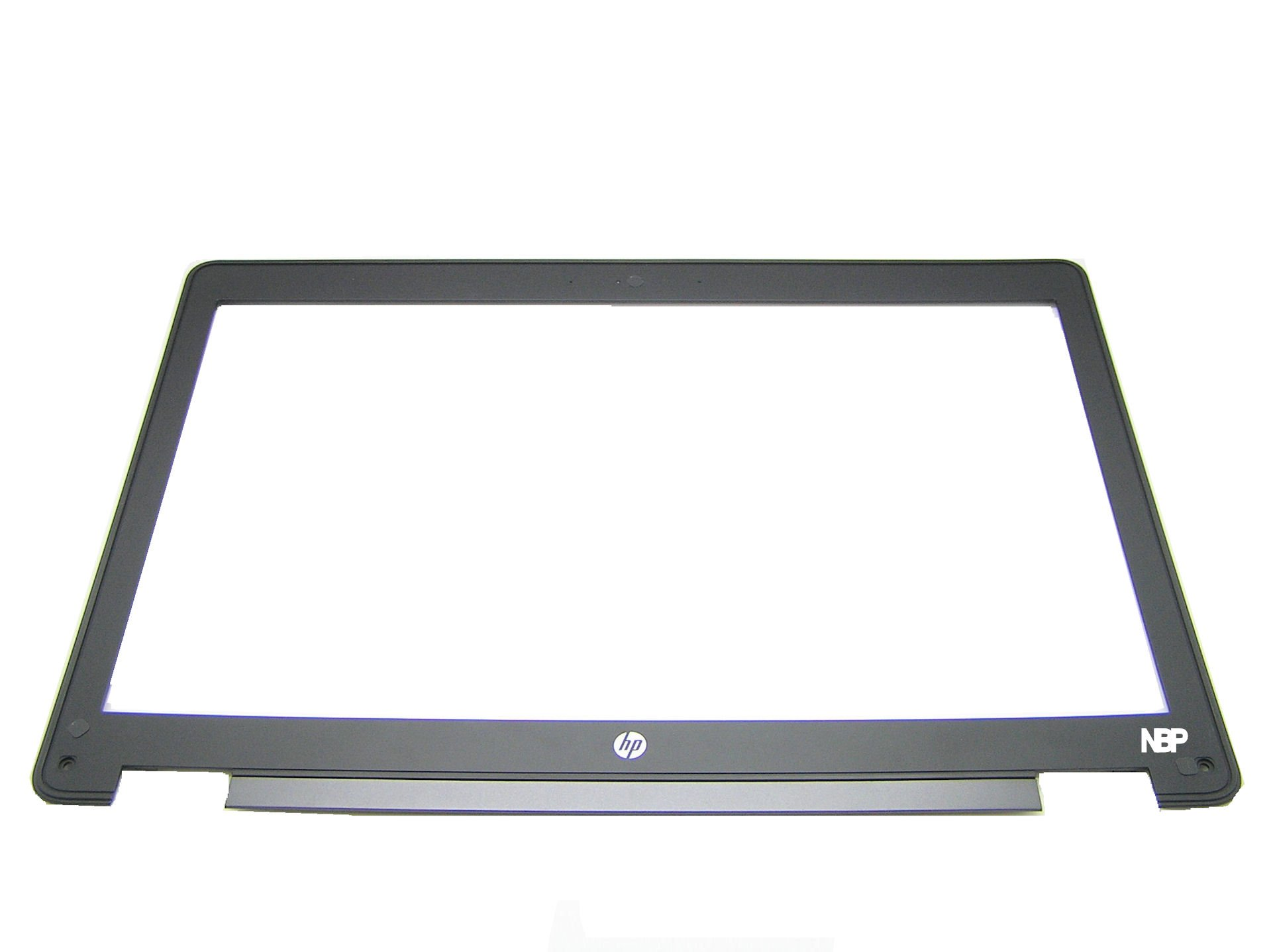 HP 734302-001 Display bezel - For use on models without a webcam