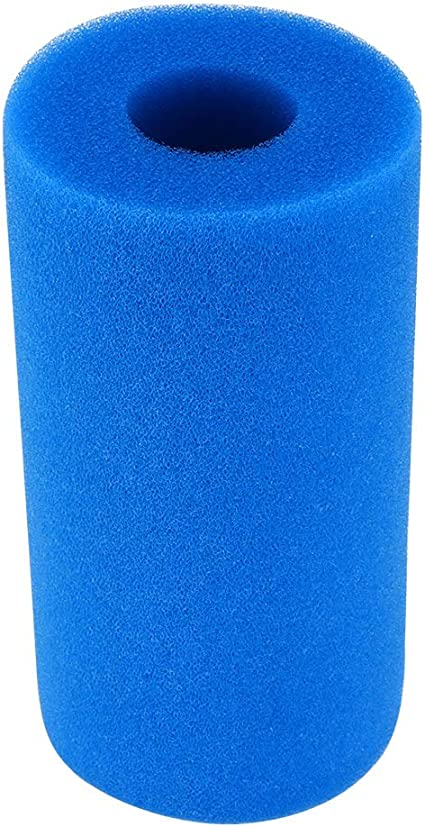 Filter Sponge For Intex Type A Reusable Washable Swimming Pool Filter Foam Cartridge Sponge Filter Cleaner Tool Amazon Co Uk Kitchen Home