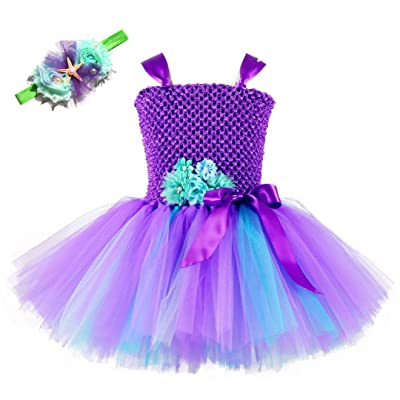 Tutu Dreams Girls Handmade Tutu Costumes Fancy Birthday Halloween Party: Clothing