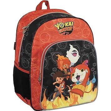 Sportandem Yo Kai Watch Fire Mochila Tipo Casual, 40 cm: Amazon.es: Equipaje
