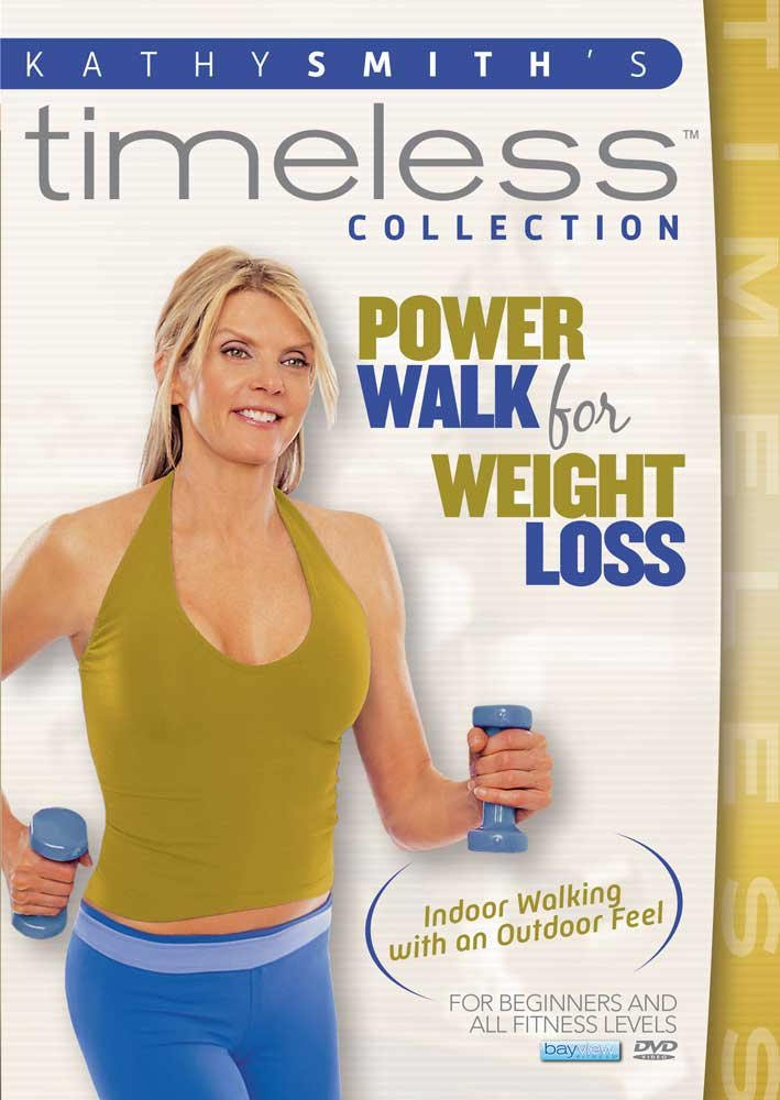 DVD : Timeless Collection: Power Walk For Weight Loss (DVD)