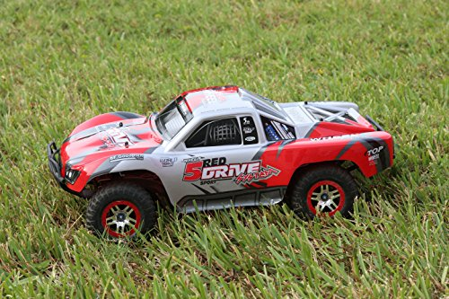 SummitLink Traxxas Truck Body Red for 1/ - Baja Truck Body Shopping Results