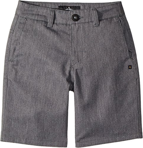 Rip Curl Kids Boy's After Hours Walkshorts (Big Kids) Charcoal 24
