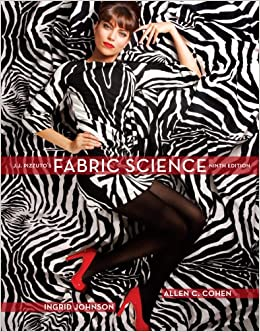 Book Fabric Science 9th Edition