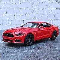 PENGJIE-Model 1:18 Ford Mustang GT Simulación Aleación Modelo