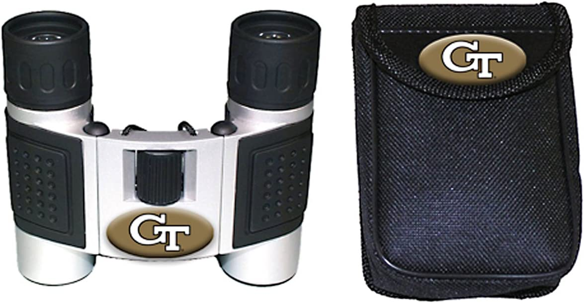 NCAA Georgia Tech Yellow Jackets High Powered Compact Binoculars With Case