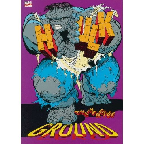 The Incredible Hulk: Ground Zero (The Incredible Hulk)