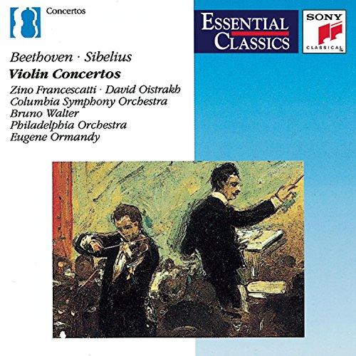 Beethoven / Sibelius Violin Concertos (Essential Classics)