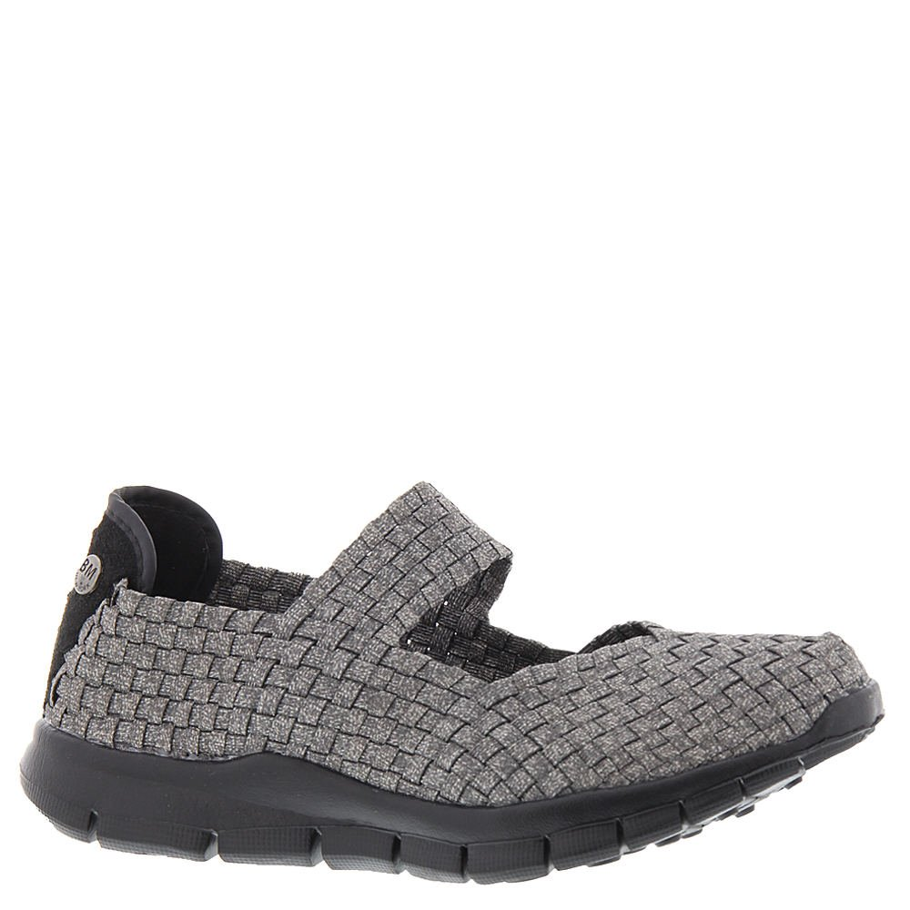 Bernie Mev Women's Champion Slip-On Casual Shoe B01LPFJCLQ 40 M EU|Heather Grey