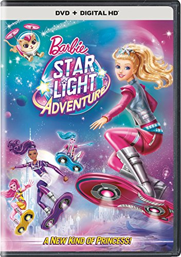 Barbie: Star Light Adventure (Barbie Super Movie Hero)