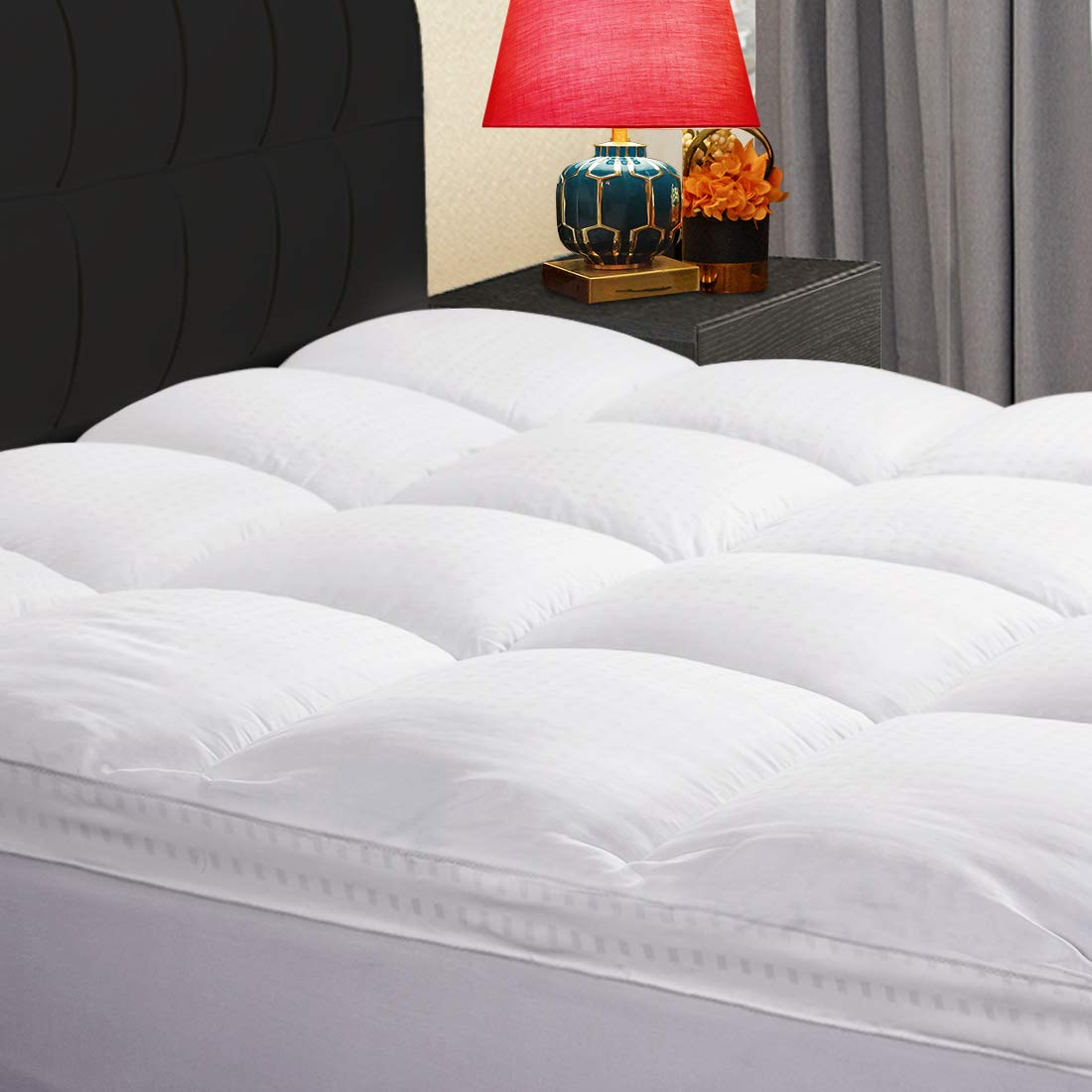 KARRISM Cooling Mattress Pad Cover Topper