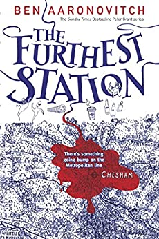 The Furthest Station by [Aaronovitch, Ben]