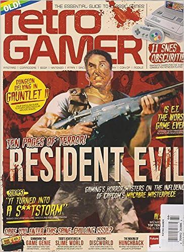 Retro Gamer Magazine Number 164: H29 H77: Amazon com: Books