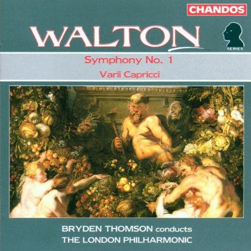 Walton;Symphony No. 1,Varii