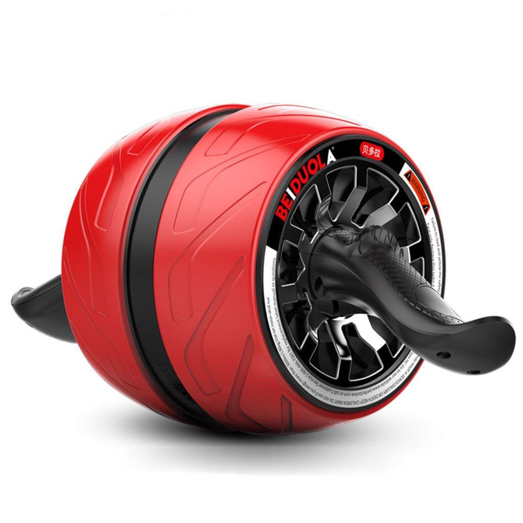 AB Roller Bauchtrainer mit Kniepolster, automatische versenkbare Bauchmuskeln/Ab-Rad/Ab-Rad, geeignet für perfekte sechsteilige und Heimtrainer AB Roller Bauchtrainer