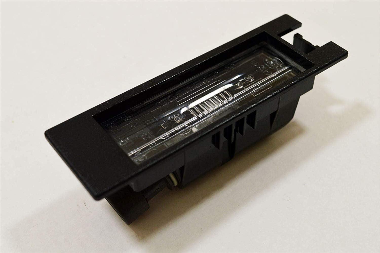 Luz de matr/ícula trasera con bombilla LSC 13251936
