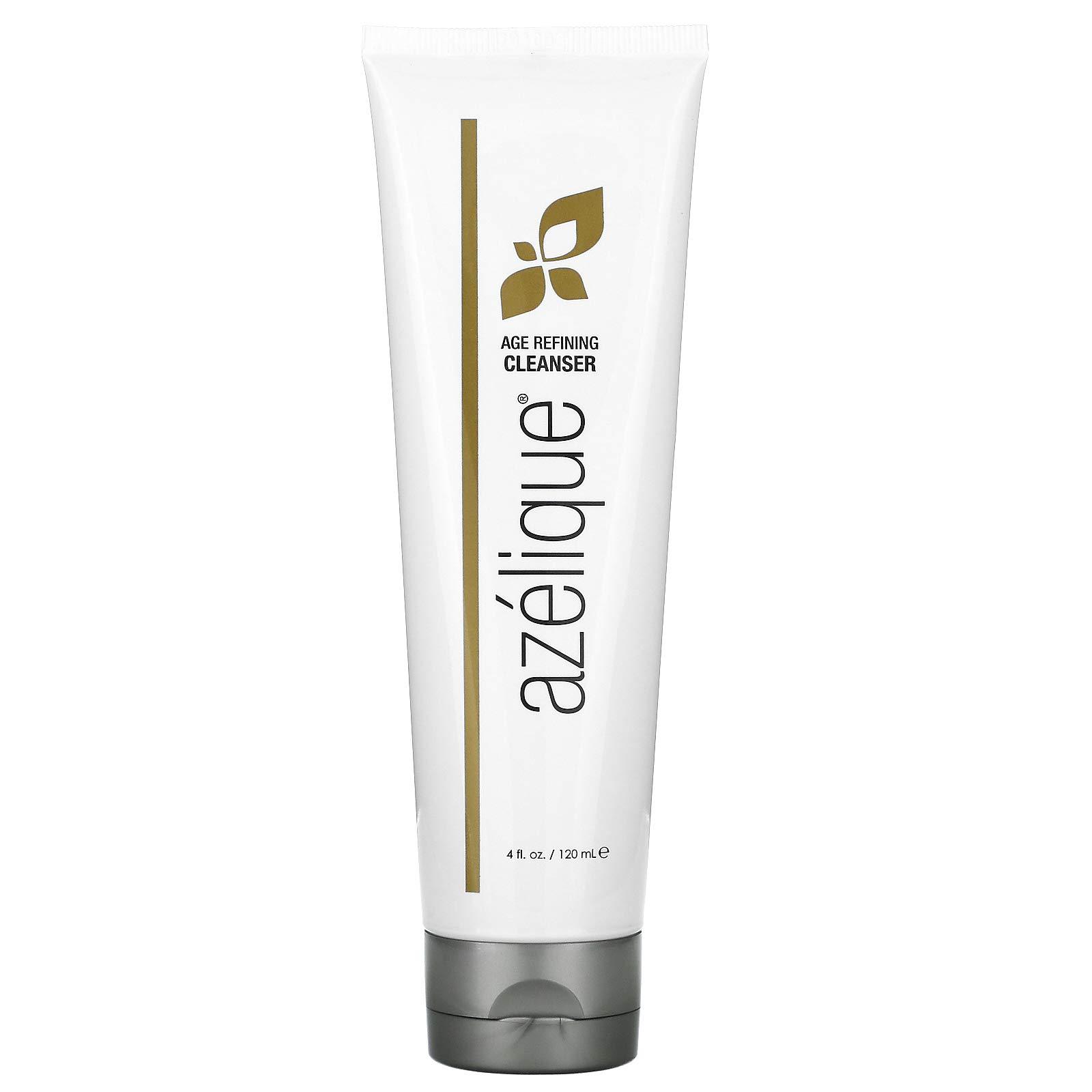 Azelique Age Refining Cleanser, Botanical Ingredients, Sulfate Free, No Parabens, 4 fl oz (120 ml)