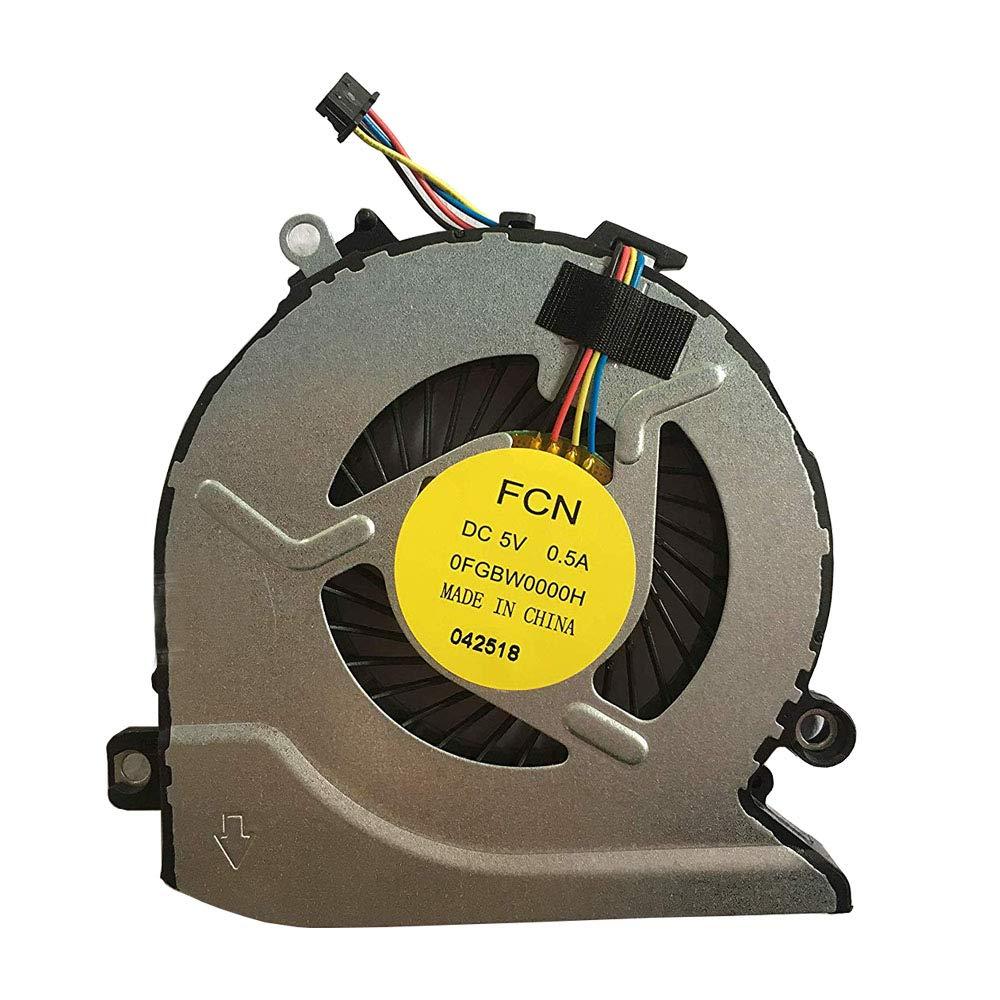 Cooler para HP Pavilion 15-AB 17-G 15-AB000 15-AB100 Series PN 806747-001 812111-001 812109-001 816119-001