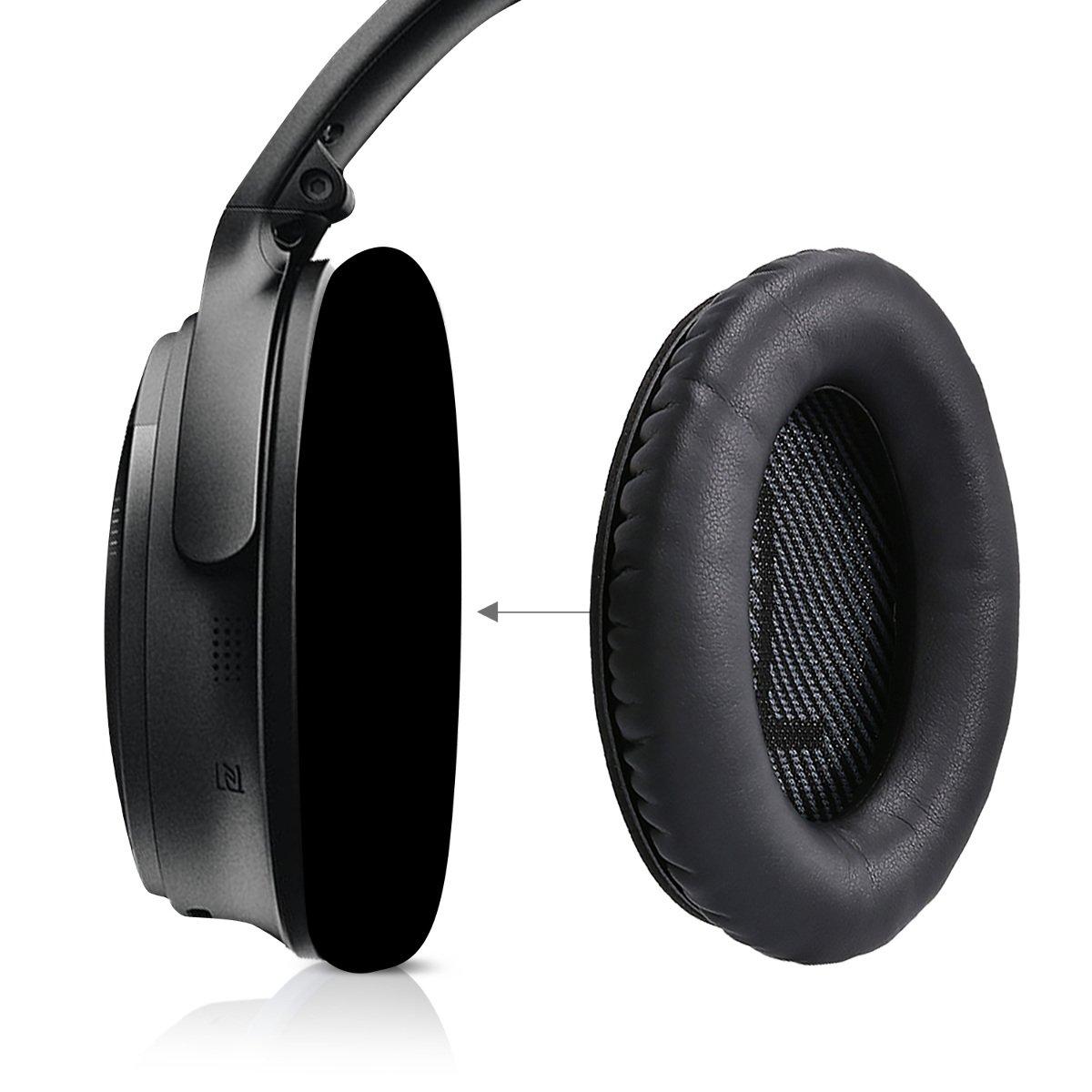 kwmobile 2X Almohadillas para Auriculares Bose Quietcomfort 35 / QC35 Wireless II: Amazon.es: Electrónica