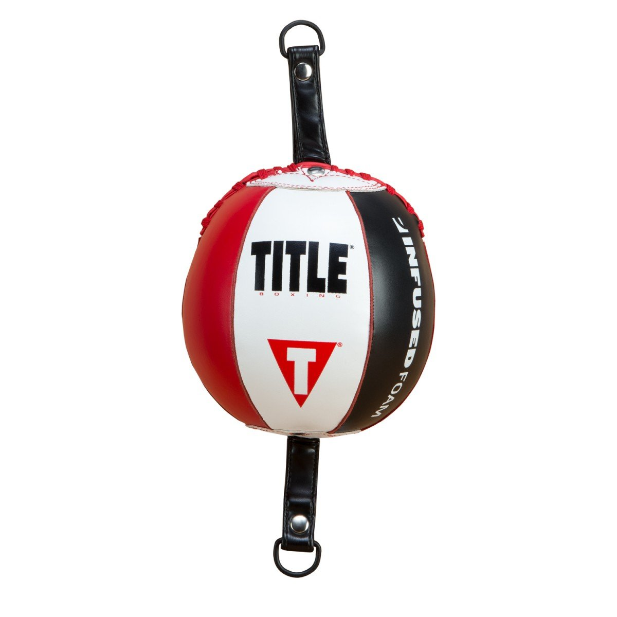 Title Infused Foam Double End Bags, 9'' by Title Boxing