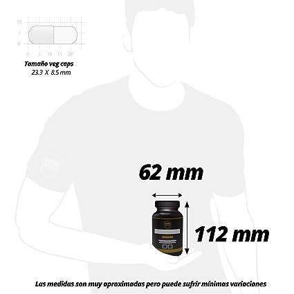 HSN Sports - Inhibidor de Miostatina - Ashwaganda y Epicatequina - Evoepic Muscle - Constructor de Masa Muscular - 120 veg caps: Amazon.es: Salud y cuidado ...