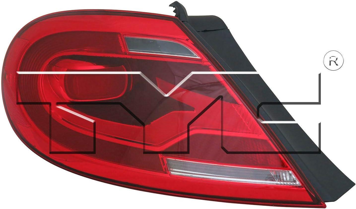 Pro Braking PBR4703-CAR-GRE Rear Braided Brake Line Carbolook Hose /& Stainless Green Banjos