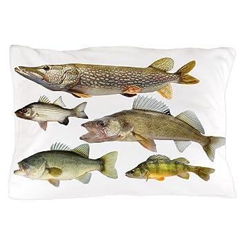 Amazon.com: CafePress diseño único todos los peces funda de ...