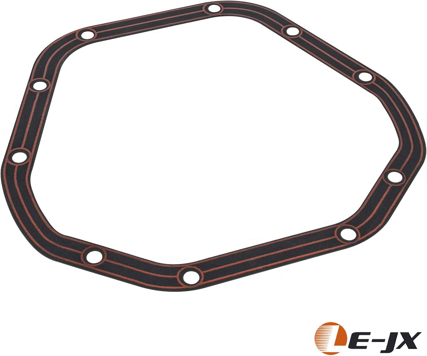 LE-JX D060 Rear Differential Cover Gasket Drivetrain Sealing Gaskets for Dana 60
