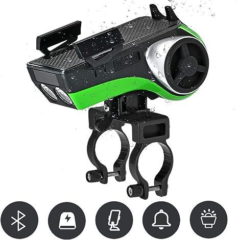 Todos los (10) -in-1 bicicleta altavoz Bluetooth uppel Bluetooth ...