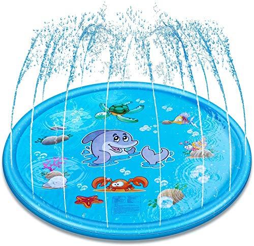 Splash Play Mat for