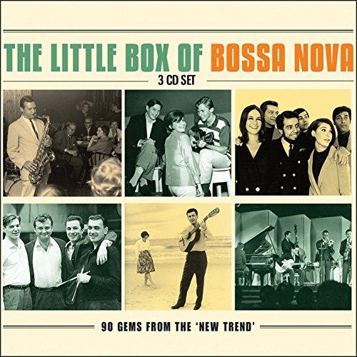 The Little Box Of Bossa Nova (3CD BOX SET) (Bossa Nova Cd)