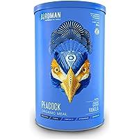 Peacock Organic Meal Birdman, Suplemento Vegetal (Vegano) en polvo Kosher Sabor Coco Vainilla 882gr, Sustituto de Alimento Completo