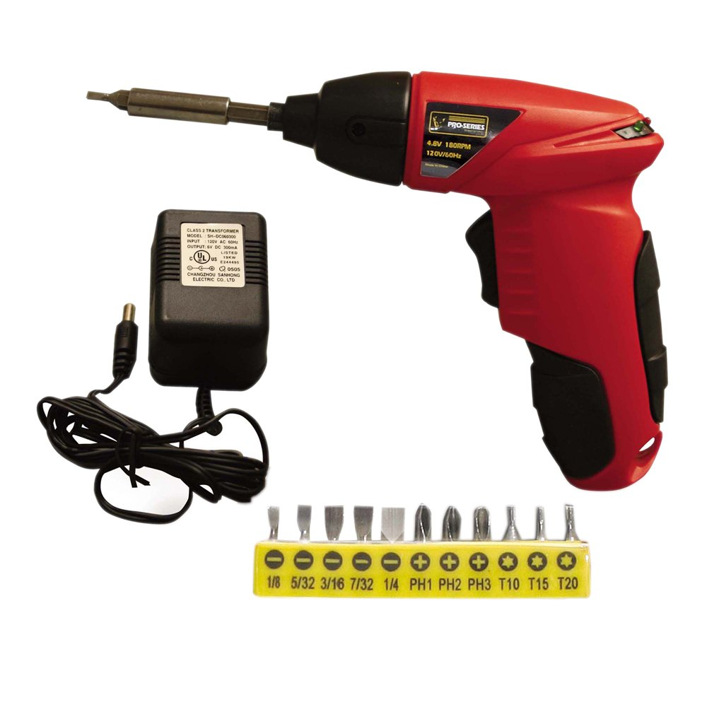 Offex 4.8 Volt Cordless Rechargeable Screwdriver Palm Drill