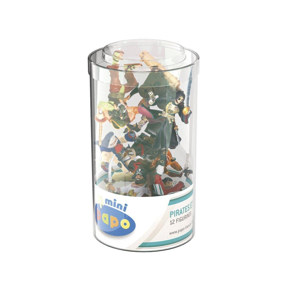 Papo Mini Tub's Pirates and Corsairs Toy