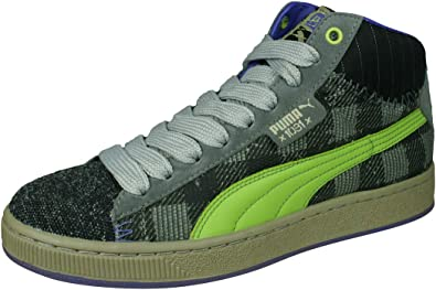 PUMA Mr Bones Mid Baskets Hommes Chaussures Haute: