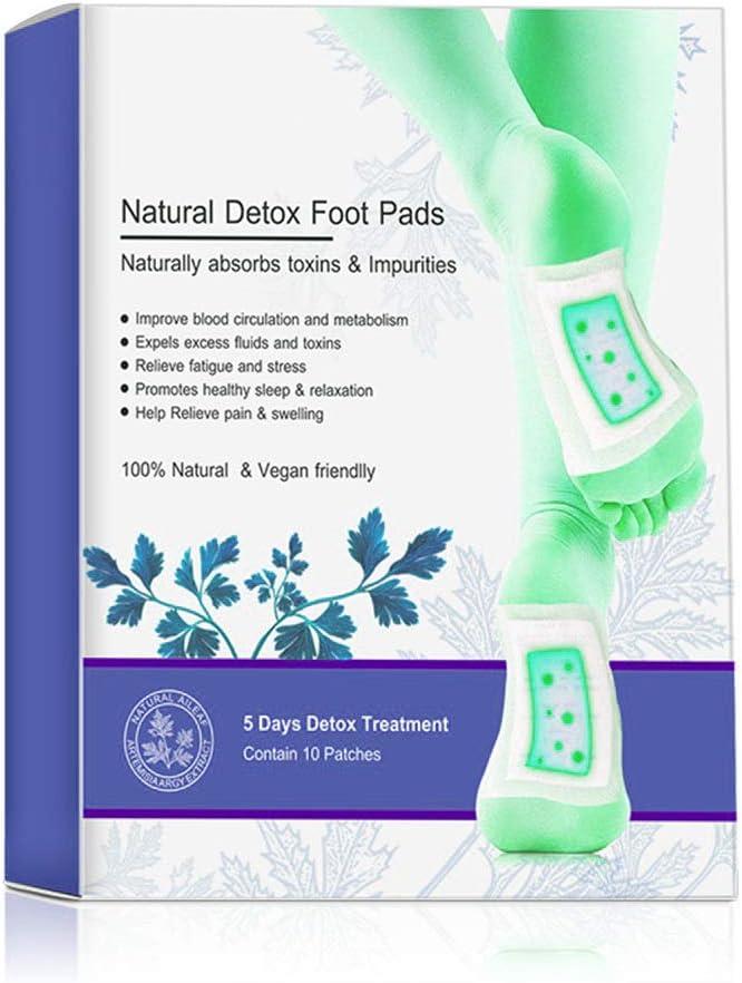 Detox - Tiritas para eliminar las toxinas del cuerpo, aliviar el ...