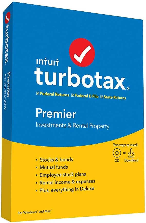 B07ZX351YB TurboTax 2019, Premier Federal Efile, for PC/Mac 61TlJsVi2BiL.SL1000_