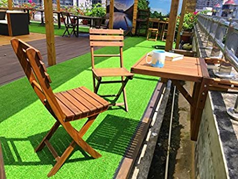 Amazon.com: Balcón Mesa & Sillas Sofia (1 mesa + 2 Sillas ...