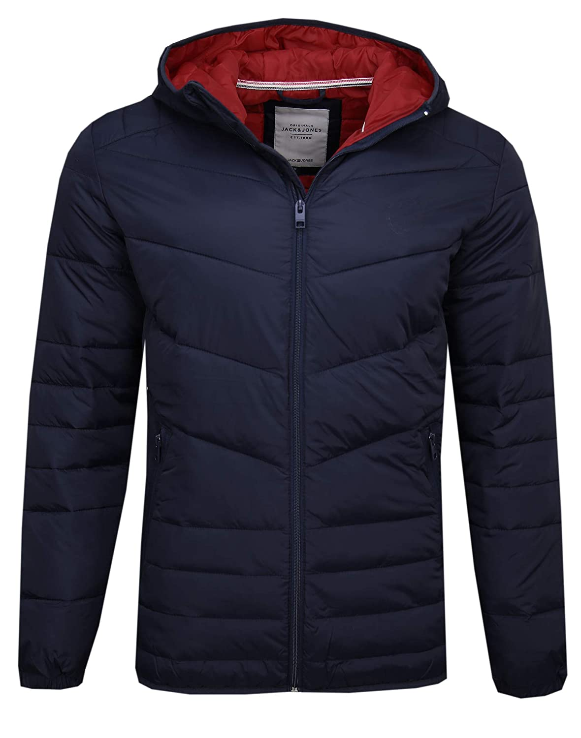 JACK   JONES Herren Jacke Jorlanding Puffer Jacket  Jack   Jones   Amazon.de  Bekleidung 7165976605
