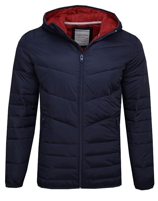 Jacket Chaqueta Jack Jorlanding Hombre amp; Amazon Puffer Jones Para 7XxwISnxFq
