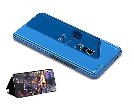 coque a70 samsung bleu
