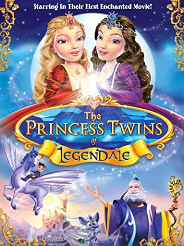 The Princess Twins Of Legendale (Evil Twin)