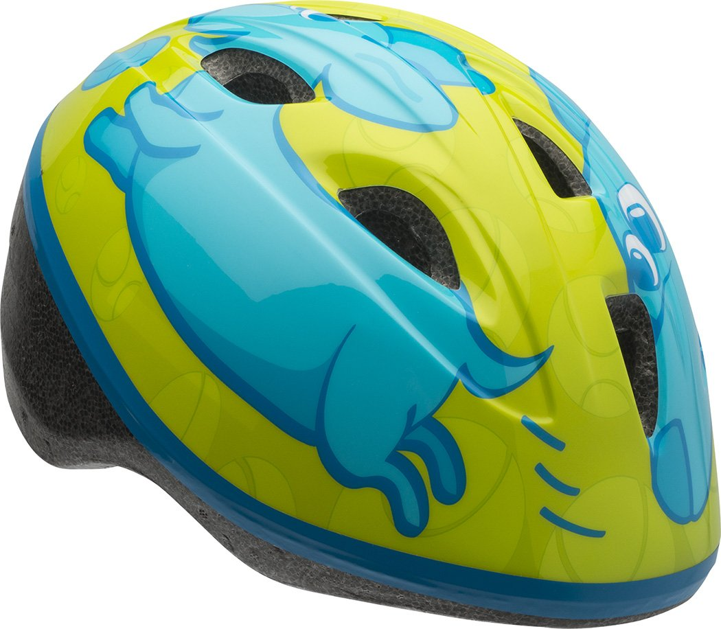 Bell 7073337  Sprout Infant Helmet, Krypto/Force Fetch