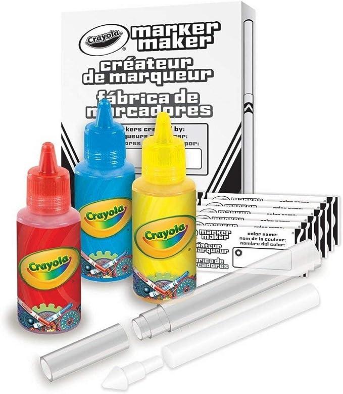 Set Recarga/• Laboratorio de Rotuladores Multicolor CRAYOLA