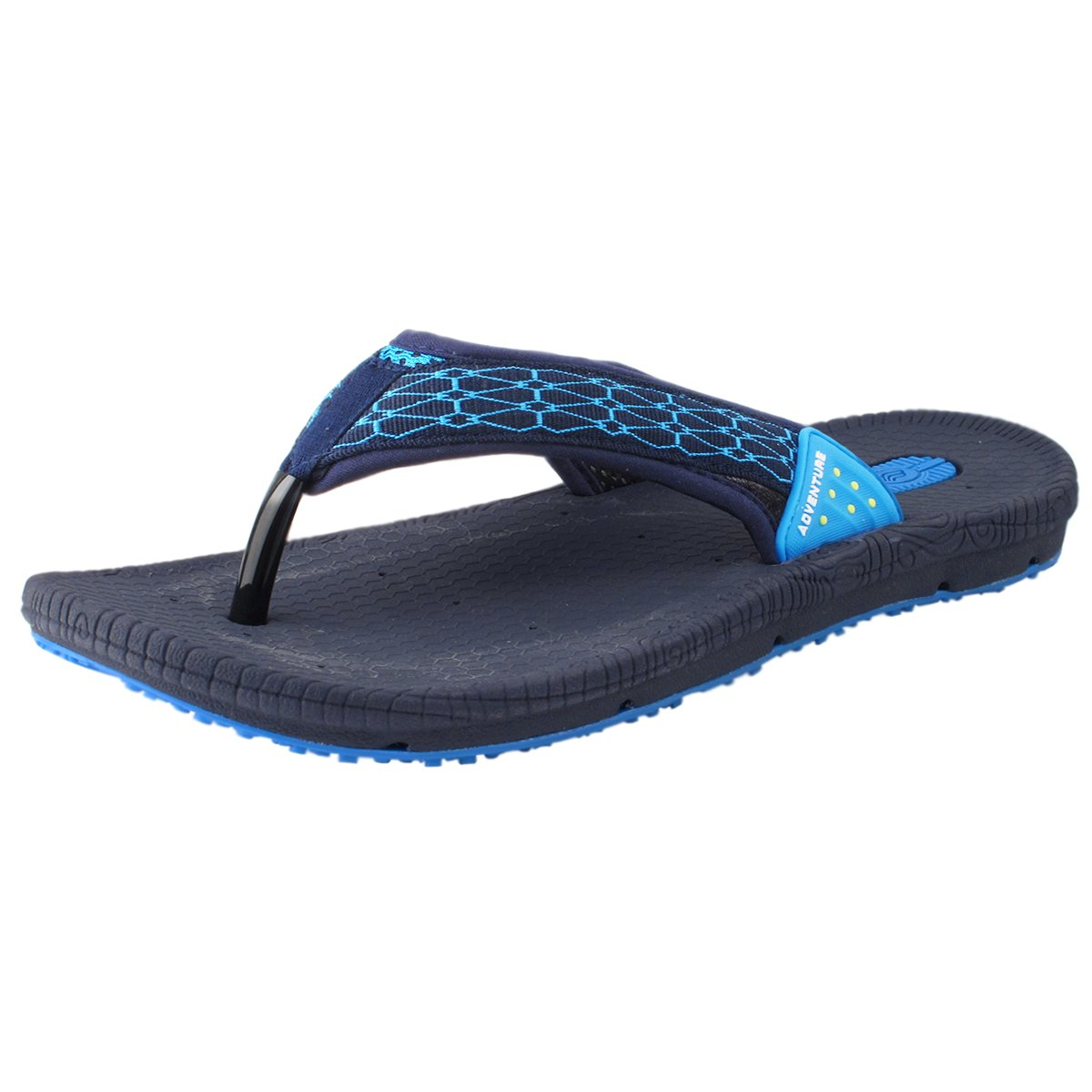 Gold Pigeon Shoes GP5842 Unisex Flip Flops: 7504 Navy Blue, EU41
