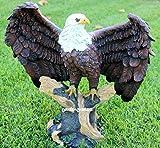 LARGE AMERICAN EAGLE STATUE – LARGE EAGLE For Sale