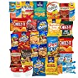 Snack Gift Party Bundle Cookies Chips Candies Sweet & Salty Variety Pack Care Package Assortment Sampler 30 Count By Snack Chest