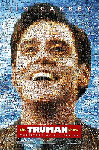 Posters USA - The Truman Show Movie Poster GLOSSY FINISH - MOV985 (16