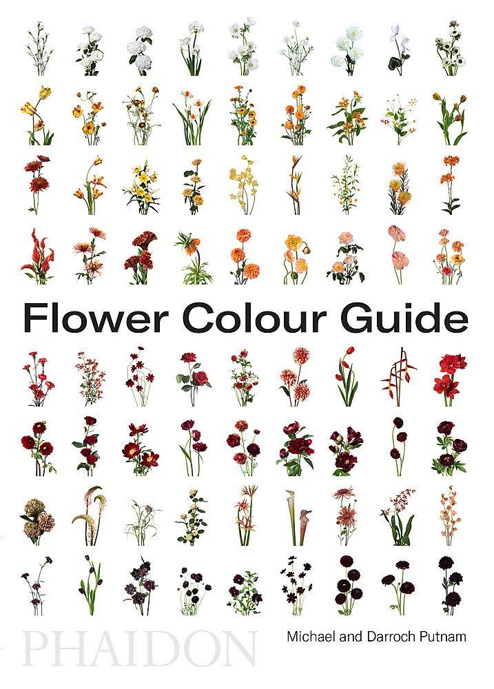 Flower Colour Guide 9780714878300 Amazon Com Books