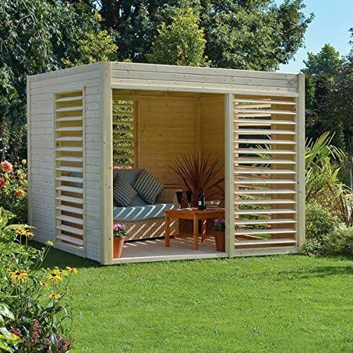 Rowlinson Carmen Pavillion - Summer Houses: Amazon.co.uk: Garden & Outdoors